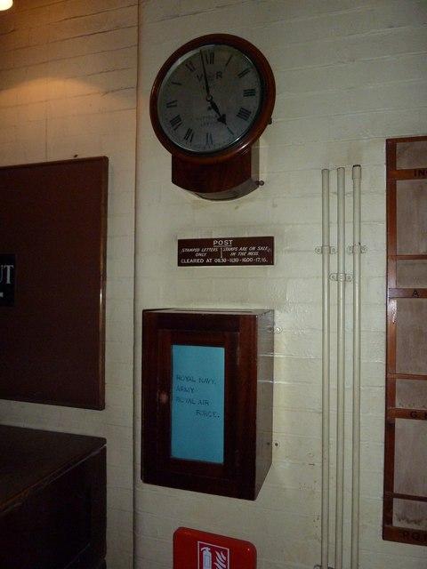 Inside the Churchill War Rooms (4)