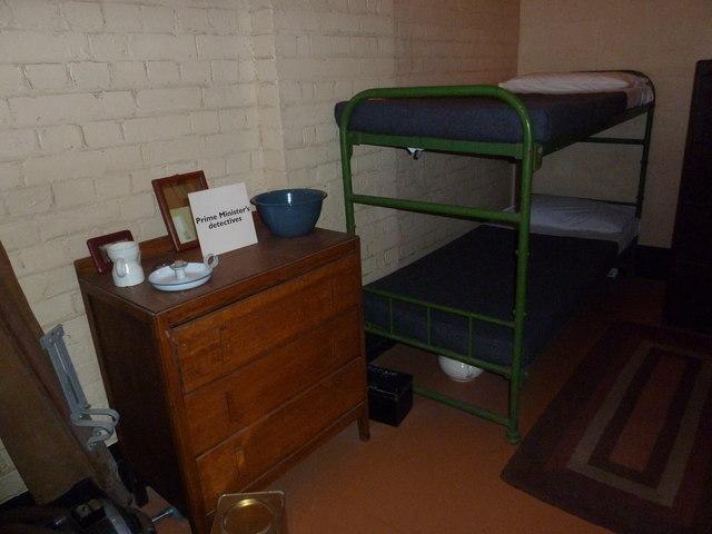 Inside the Churchill War Rooms (5)