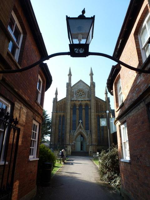 Sherborne: Cheap Street Church