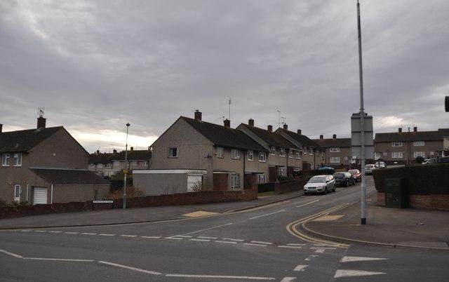 Chepstow : Somerset Way