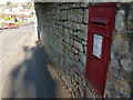 ST6316 : Sherborne: postbox № DT9 20, Cornhill by Chris Downer