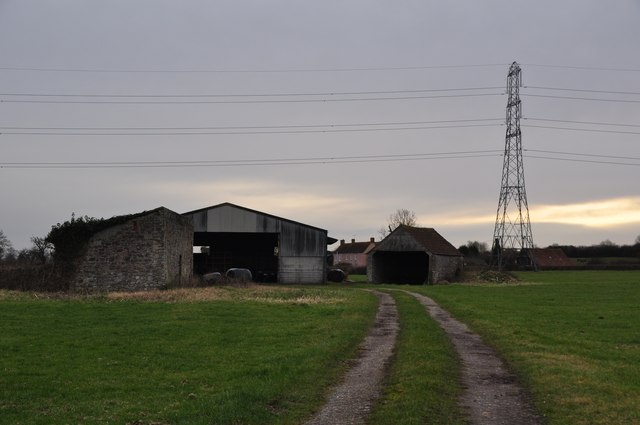 Aust : Tanhouse Farm Barn