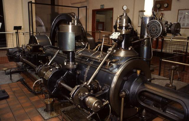 Birmingham Museum of Science & Industry - uniflow engine