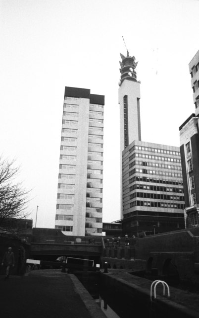 Post Office Tower Birmingham
