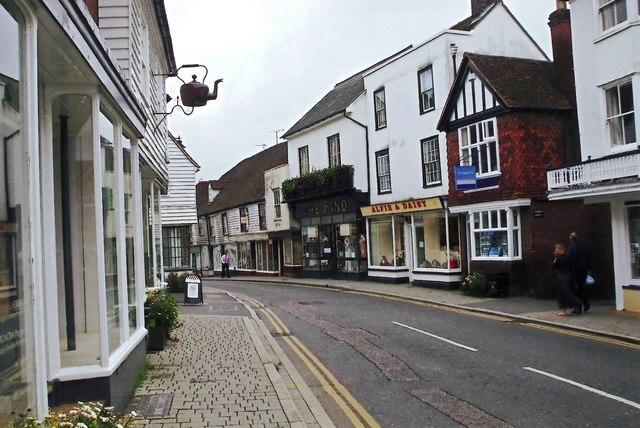 Stone Street, Cranbrook