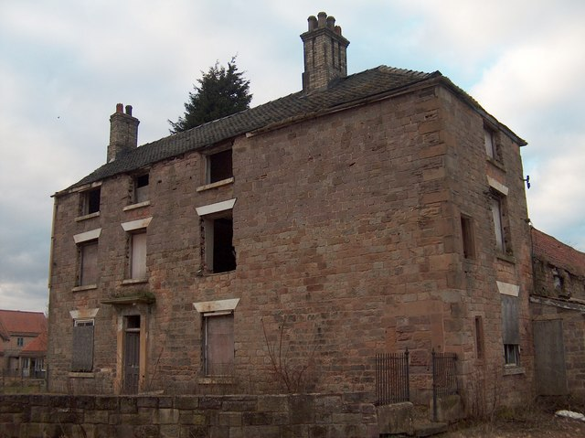 North House Farm - the old house, Harthill