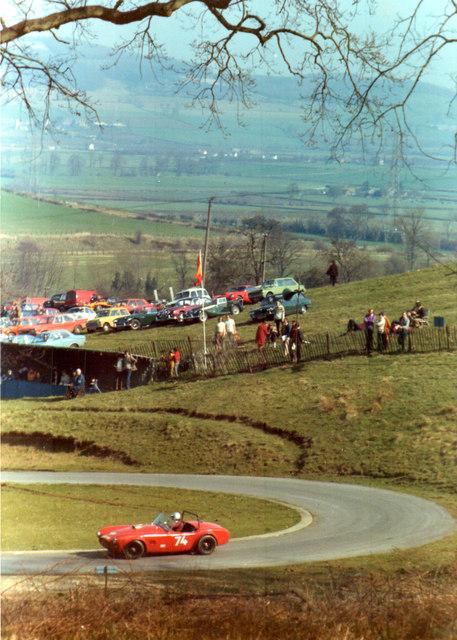 Prescott Speed Hill Climb 1974