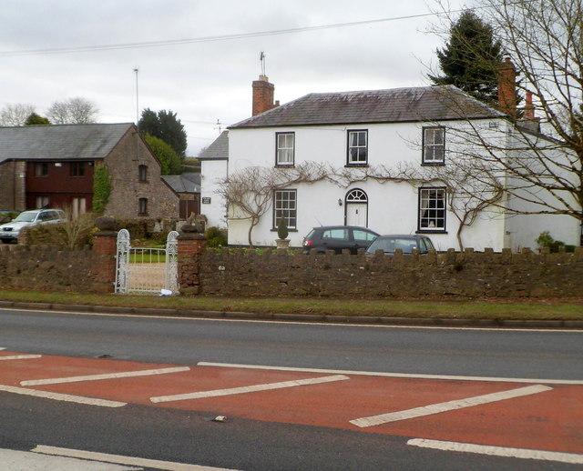 Village Farm House, Penhow