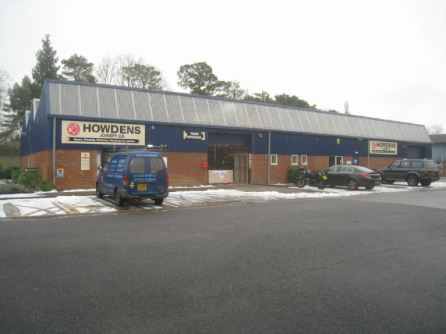 Howdens Joinery Co.