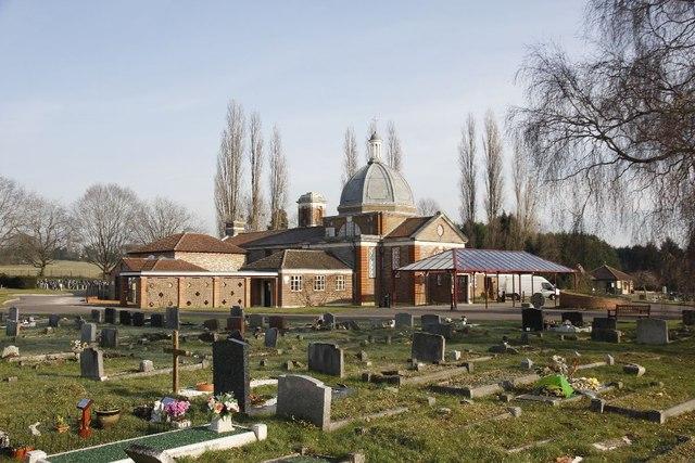 Reading Crematorium