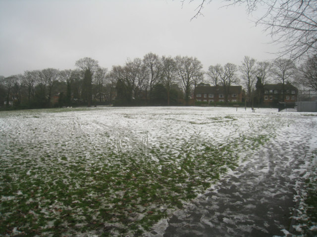 Recreation ground - Fleet