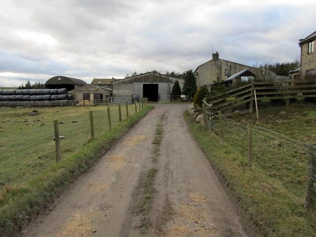 Long Slack House