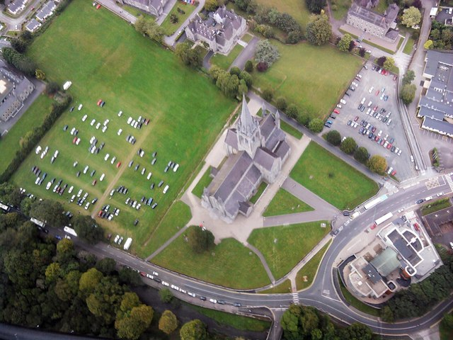 Killarney Cathedral - A Different Perspective