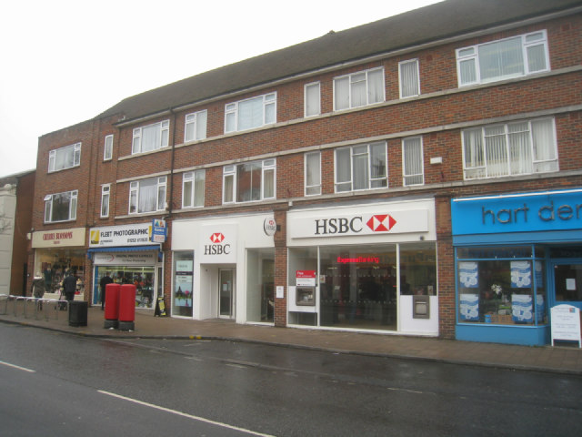 HSBC - Fleet Road