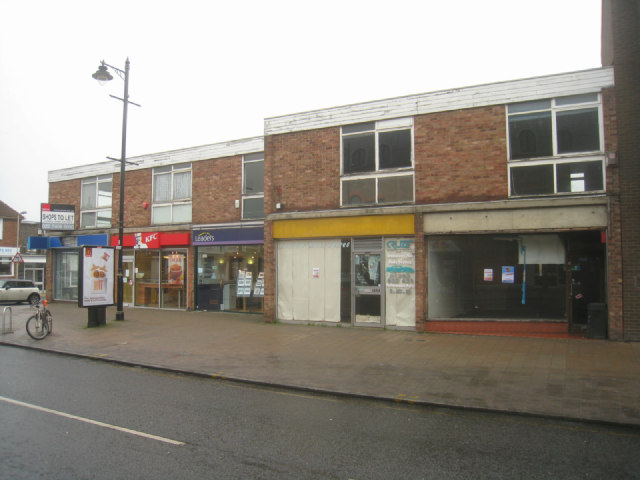 Demise of the British High Street