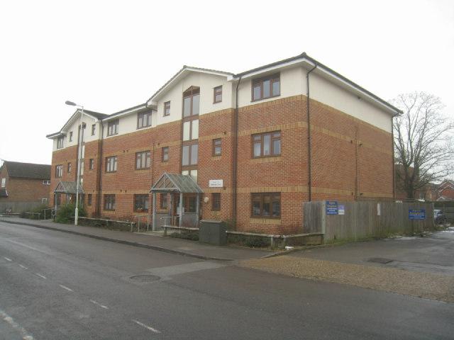 New flats - Albert Street