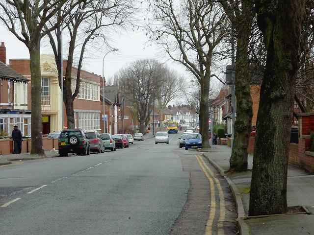 Mount Pleasant in Bilston, Wolverhampton