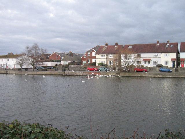 Emsworth, quayside