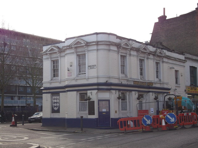 Anglesea Arms, Public House, Woolwich