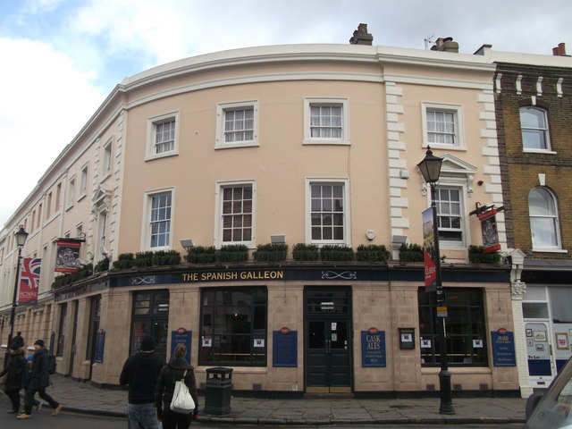 The Spanish Galleon, Public House, Greenwich