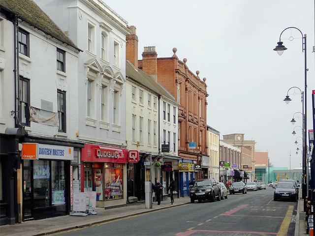 Queen Street, Wolverhampton