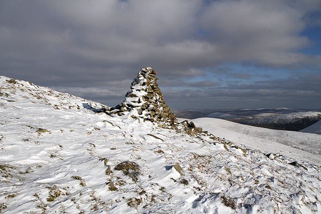 A cairn on Cairn Law