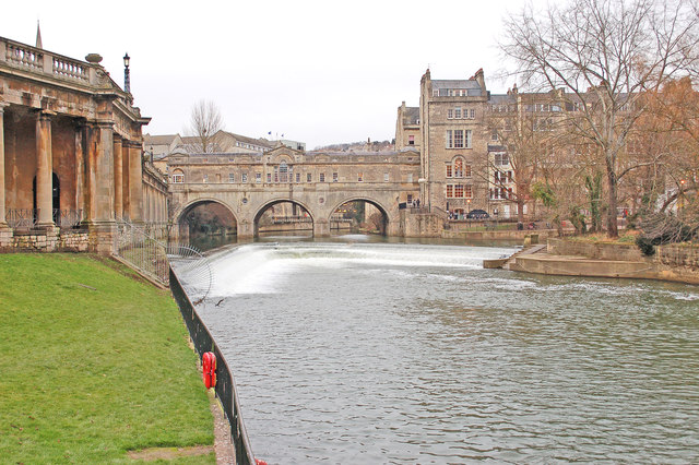 River Avon, Bath