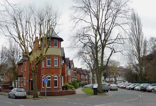 Park Road East, Wolverhampton