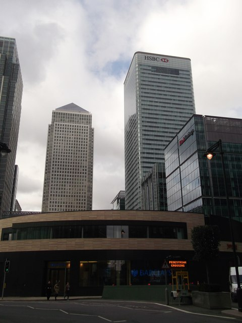 Churchill Place Shopping Mall, Canary Wharf