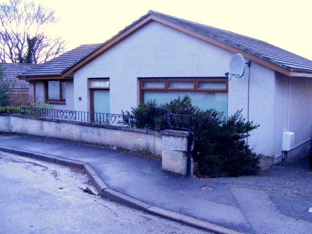 A Dwelling at Kirkhill Drive.