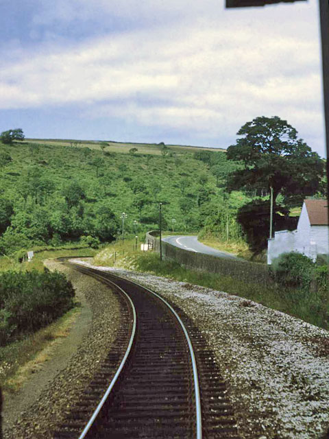 To Ilfracombe by rail, 1969