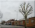 SO9496 : Former shoe factory in Bilston, Wolverhampton by Roger  Kidd