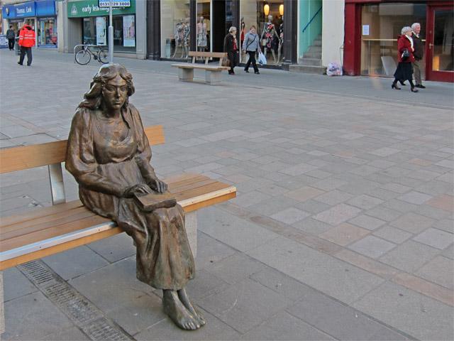 Fair Maid re-seated