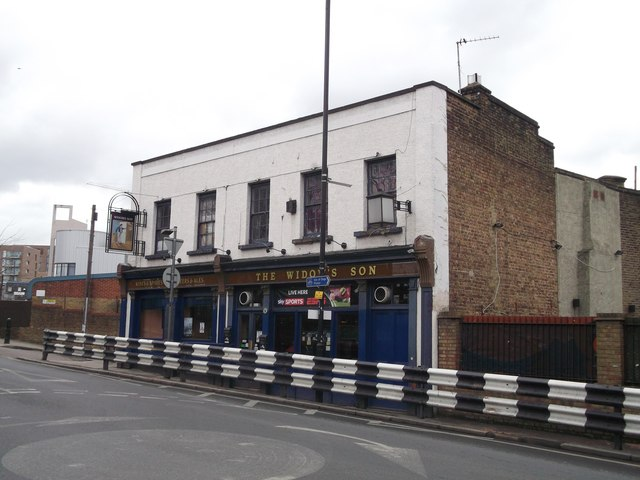 The Widow's Son, Public House, Bow