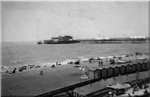 TQ3103 : Palace Pier by Ethel Tiller 1885-1946