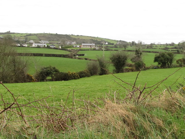 Rural settlement in the Townland of Drumgath