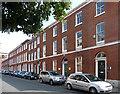 SJ8397 : St John Street, Manchester (2) by Stephen Richards