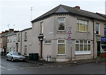 ST3288 : Corner of Dean Street and Church Road, Newport by Jaggery