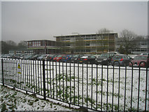 SU7953 : Calthorpe Park school by Sandy B