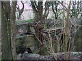 SU1997 : Winding gear, disused Thames and Severn Canal near Dudgrove Farm by Vieve Forward