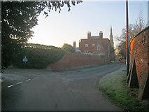 SK7964 : The Dower House by Trevor Rickard