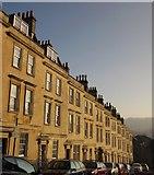 ST7565 : Chatham Row, Bath by Derek Harper