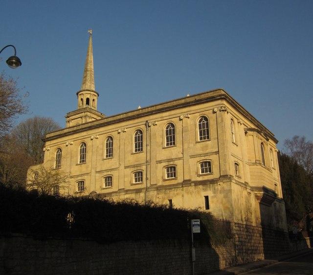 Church of St Swithin, Bath