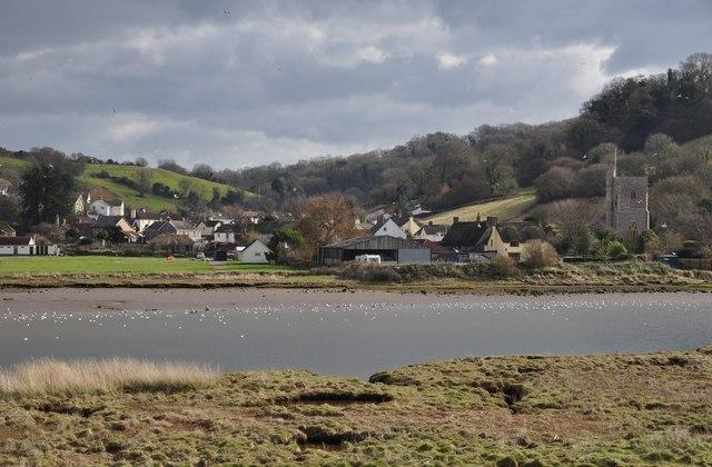 East Devon : River Axe & Axmouth