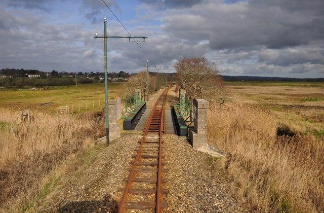 East Devon : Tram Track