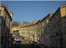 ST7565 : Thomas Street, Bath by Derek Harper