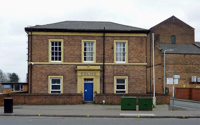 The Police Station in Bilston, Wolverhampton