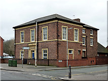 SO9596 : The former police station in Bilston, Wolverhampton by Roger  Kidd