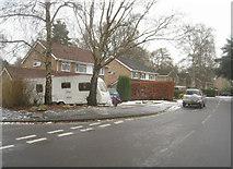 SU7953 : Merrivale / Tavistock Road by Sandy B