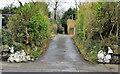 J3784 : Lane, Jordanstown/Greenisland by Albert Bridge